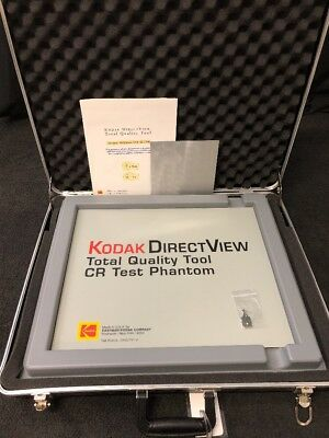 Kodak Directview Total Quality Tool Test Phantom Kit
