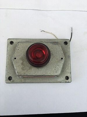 Crouse Hinds Dsd948-j1 Explosion Proof Single Pilot Light Cover New Osi