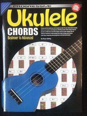 Instruction Books Cds Video Ukulele Chords