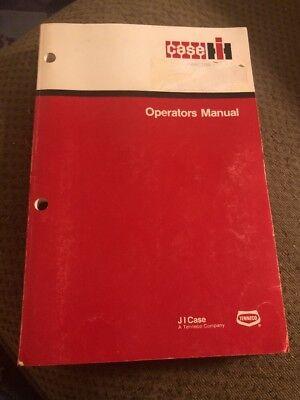 Case 990 995 Farm Tractors Factory Original Parts Catalog Manual Book