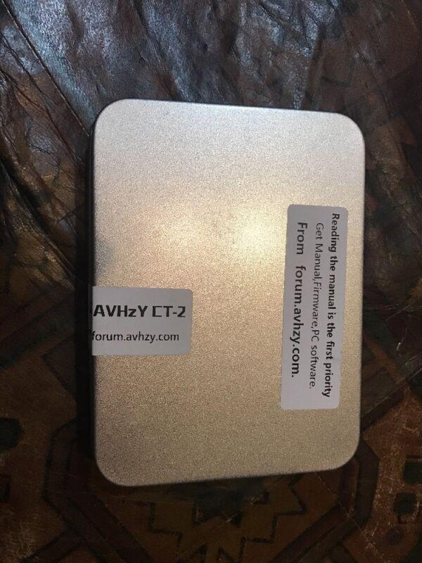 AVHzY CT-2 USB Power Meter Digital Multimeter USB Load Current Tester Voltage