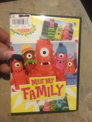 Yo Gabba Gabba: Meet My Family (DVD, 2009) - Yo Gabba Gabba Family