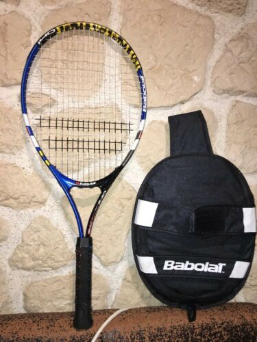 Tennis Racket BABOLAT BASKETBALL FIGHTER 140 With Cover Weight 235 Gr