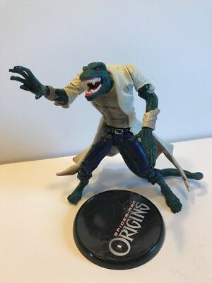 Spider-Man Origins Lizard Figure By Hasbro 2007 Marvel