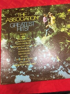 The Association  Greatest Hits   Record Ws1767