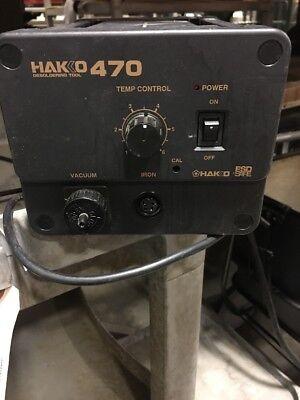 Hakko 470-2 Air Soldering Desoldering Tool