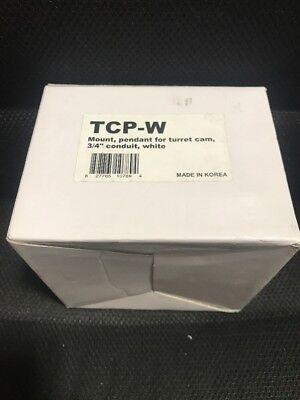 Pelco Swm4-b Pendant-wall Mount Box Bracket Black Cctv Security Dome Camera