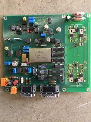 Bruker Xqrfge 307-06 A C Board