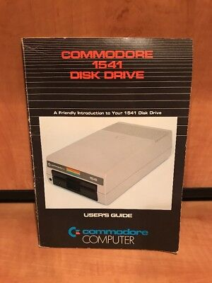 Руководство commodore 1541 disk drive users
