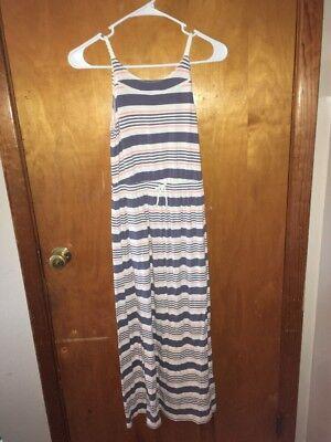 (2) Full Length Sleeveless Tank Sun Dresses Girls/Teen Woman's Dresses