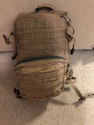 USMC FILBE Military 3 Day Assault Pack Coyote Genuine -