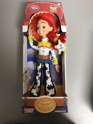 Disney Toy Story Talking Jessie Doll - Retired Version - Jessie Toys