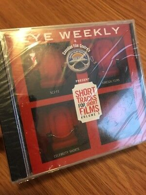 Eye Weekly Canadian Film Centre  Short Film Festival   Short Tracks New   Sealed