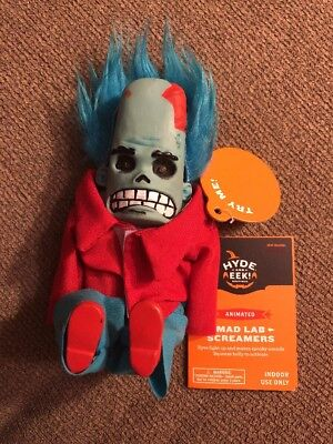 Target Hyde and Eek Boutique Halloween Mab Lab Screamers Monster 2017 - Halloween Decorations 2017 Target