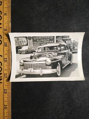 Photograph WWII Army Chrysler Dodge Assembly Truck Plant Year 1942c  11x14