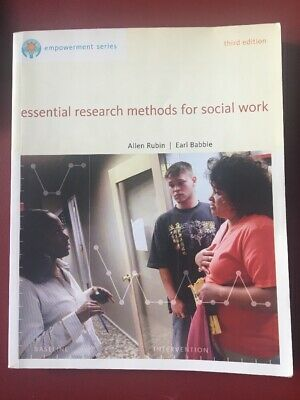 Essential Research Methods For social Work 3rd