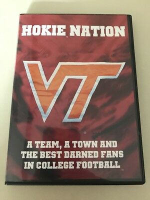 Hokie Nation VT A Team, A Town & The Best Darned Fans In College Football