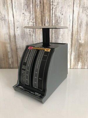 1999 Pelouze Scale Model X2 Usps Pricing Vintage Old-school Scale Rare