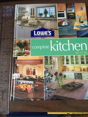 Lowes Complete Kitchen Book Home Improvement
