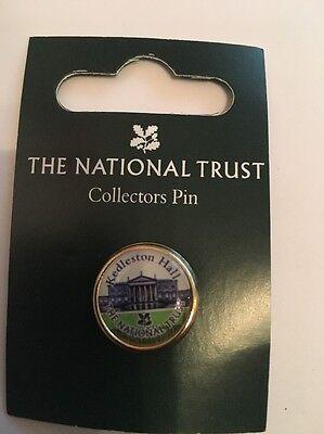 The National Trust Kedleston Hall Pin Badge