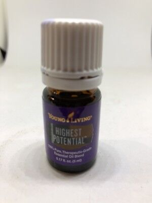 Young Living Essential Oils Highest Potential 5ml New and Sealed