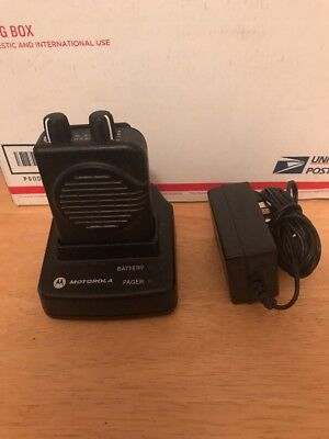 Motorola Vhf Minitor V 2ch 45 - 48.995 Mhz Minitor Pager