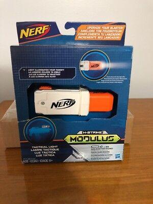 Nerf N-Strike Modulus Tactical Light  Illuminates Your Target (Discontinued) NIP