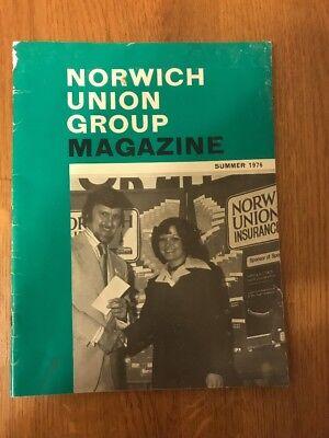 Rare Norwich Union Group Magazine Summer 1975