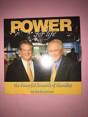 700 Club Power For Life Cd Pat Robertson Power Of God S Salvation Christian Ss