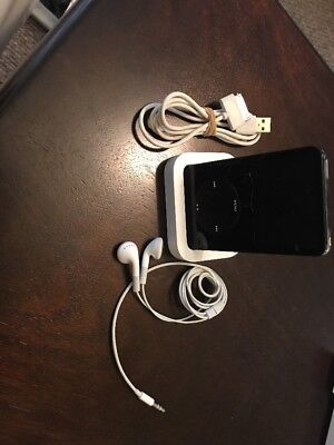Apple iPod 5th Generation with Video A1136 30GB Black - Tested & Working
