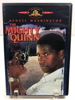 The Mighty Quinn  Dvd  2001  Movie Time  Denzel Washington