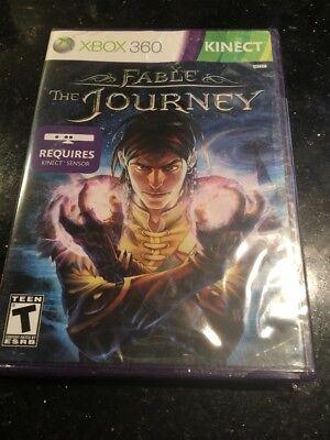 Fable: The Journey  (Xbox 360, 2012) Brand New Factory Sealed, usado comprar usado  Enviando para Brazil