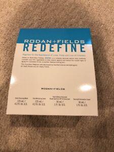 Rodan and Fields anti-age REDEFINE Regimen NEW & SEALED