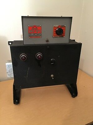 Eriez Hi-vi Magnetics Unit Control Box Vibrator 260v 0.5a 60 Cycles Model F