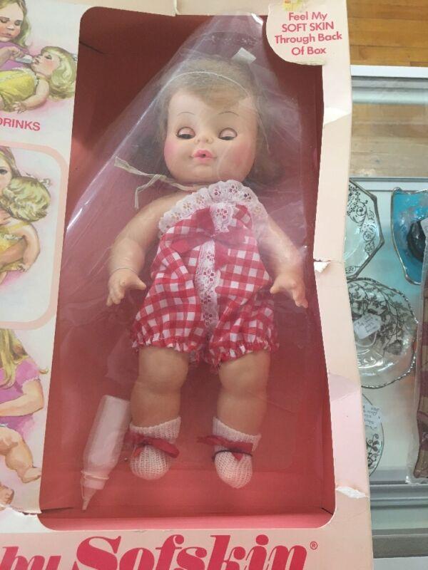 BJD Horsman Doll Vintage Ysla Minuit Violet 28473