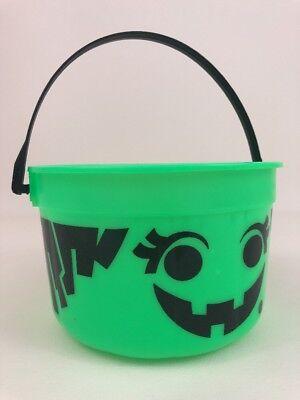 McDonald's Mcboo Witch Toy Candy Bucket Halloween Vintage - Mcdonalds Halloween Buckets
