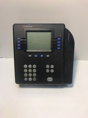 Used Kronos Time Clock System 4500 8602004-001