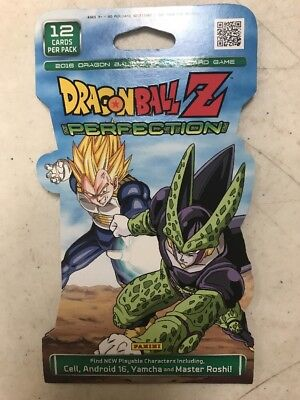 Dragonball Z Card Game Perfection Set Booster Pack LOT Of 22 CCG TCG](22 Halloween Games)