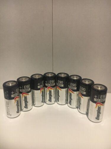 12-Pack Energizer E90 N Alkaline 1.5 Volt Battery