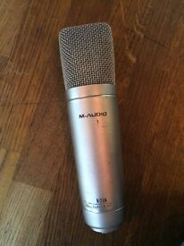 M-Audio Nova Large Diaphragm Condenser Microphone