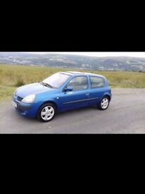 RENAULT CLIO SPORT SPARES OR REPAIR