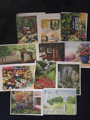 Assorted Nature Landscape Blank Note (Landscape Note Cards)