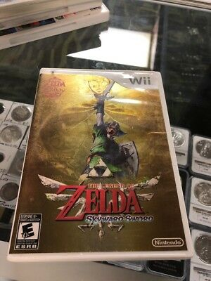 The Legend Of Zelda  Skyward Sword  Nintendo Wii  2011