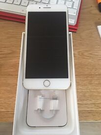 iPhone 7 PLUS, 256GB, Gold, Unlocked. Brand new and boxed.