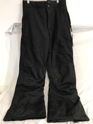 Slalom Damen Seitlicher Reißverschluss Hose - Schwarz Neu mit Etiketten
