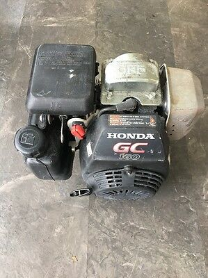 5hp Honda Gc160 Engine Works Great