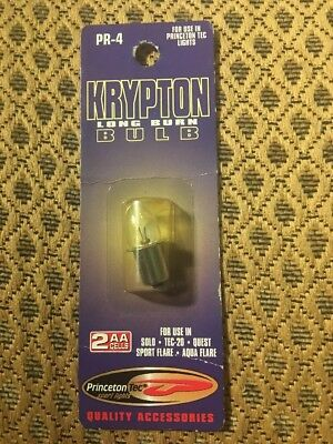 Princeton Tec Halogen Tec 20 Dive Light (Replacement Parts, Halogen Bulb)