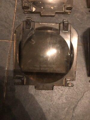 Hayward Super Pump Strainer Cover Lid SPX1600D swimming pool used (Hayward Pool Pump Parts)