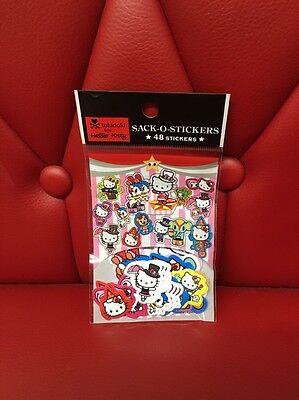 Tokidoki x Hello Kitty Sack-O Stickers Pack (TC)