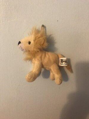 2015 Tiny Mini Animal Adventure Food Lion Grocery Store Plush Doll Figure Mascot